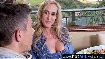 (brandi love) Mature Lady Ride On Cam Huge Dick mov-07