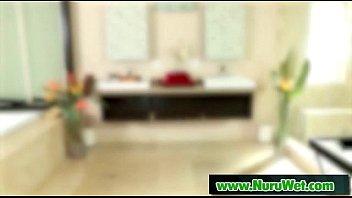 Nuru Massage With Busty Asian Masseuse And Facial Cumshot 23