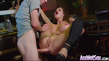 (Cathy Heaven) Big Curvy Ass Girl Love Deep Anal Sex On Cam video-13