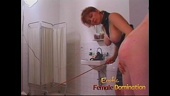 mistress makes a first-ever time sub sob in.