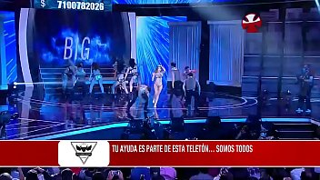 hot and sexy dance most beautiful Sabrina Sosa - Vedeton 2014 [HD 1080]
