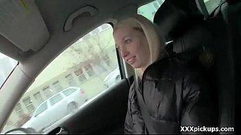 Public Pickups - Sexy Amateur Teen Seduces Tourist 23