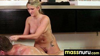 Sexy Girl Nuru Massage and Fuck 21