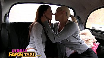 woman faux cab slender minx gets screwed with.