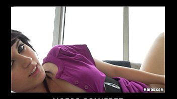 insane russian brown-haired oxuanna envy paws her vag.