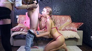 Anal Casting with young blond (Stefy Shee, Jean-Marie Corda)