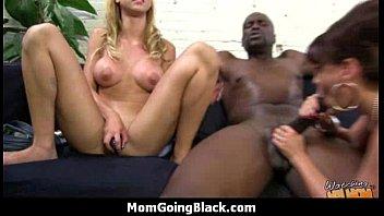 White Ass MILF Interracial Fantasy 30