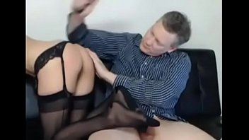 Teen girl fucking old guy on webcam - watch live at www.foxycams.online