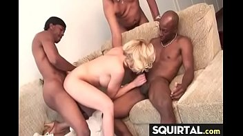 Teen Latina Squirts while getting fucked 7