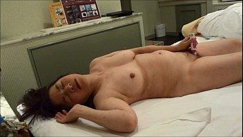 japanese milf  Kui Somya  masturbating and blowjobs