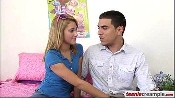Fantastic ass blonde teen slut Marina Angel pussy creamed - XVIDEOS.COM.FLV