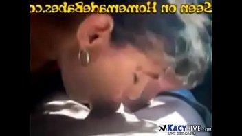 Latina Girl Blowjob in Car - KacyLive.com