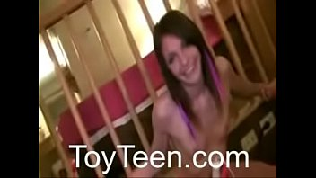 Big Ass Teen Girl Loves Toys [ ToyTeen.com ]