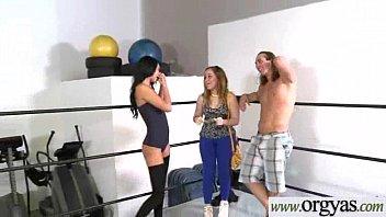 Hardcore Sex With Paid In Cash Slut Horny Nasty Girl (Chloe Addison) video-07
