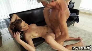 Old mixed wrestling Sex with her boypartner&acute_s father after swimming