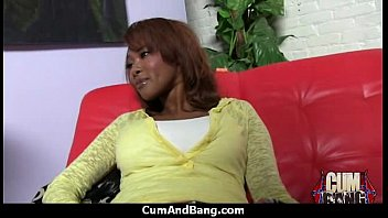 Amazing Interracial Group Deepthroat 14