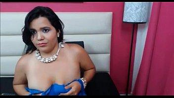 Latina webcam gordita colombiana