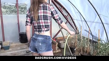 DadCrush - Country Girl Fucks Stepdad in Boots