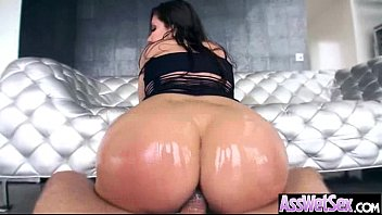 Anal Sex Tape With Big Wet Oiled Round Ass Girl (aleksa nicole) clip-02
