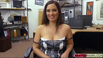 massive-chested cougar pound in the pawnshop.