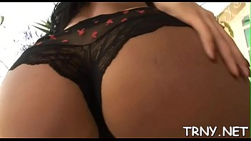 transsexual proves she is the finest at oral.