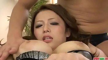 meisa hanai likes serious inches down her love fuckholes