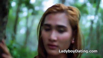 thai jungle transgirl