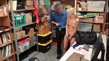 smallish blond thief emma hix gets plumbed by.