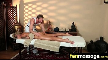 Fantasy Massage Babe gets a House Call 22