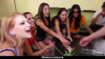 Slutty Girls Licking Pussy and Going WIld Hardcore 26