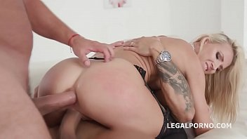 dap creampies alina lengthy gets caboose shagging double.