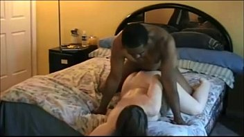 Amateur hot wife with black lover