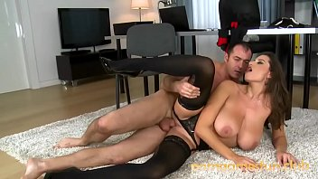 Busty Mom Office Interactive Sex Game