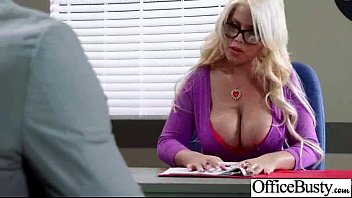 Sex Tape In Office With Big Round Boobs Sexy Girl (bridgette b) video-08