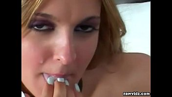 Blonde Babe Gets Ass Gaped