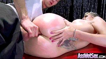 Anal Sex Tape With Big Wet Round Ass Oiled Girl (courtney cummz) movie-13