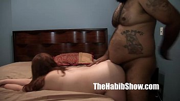 phat juicy booty thicke pawg banged by hairy arab p2