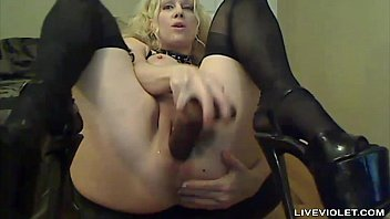 canadian buxom light-haired cheating with garters.
