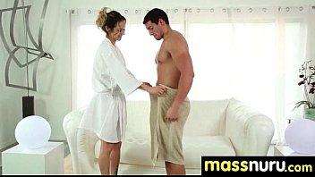 Sexy Girl Nuru Massage and Fuck 14