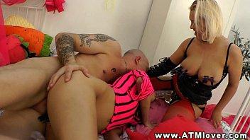 Petite anal loving slut butt fucked