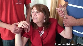 office rendezvous finishes mature threeway lovemaking