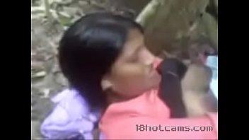 sri lankan femmes shag in the.