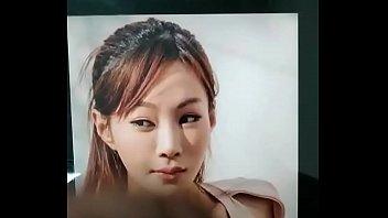 jism tribute for taiwanese model.