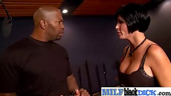 naughty mature gal shay fox engaged in hard-core.