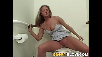 Teen Spring Thomas gets pounded by black cocks